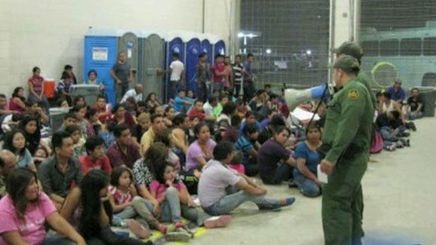 Immigration Crisis Tuberculosis Spreading At Camps Fox News