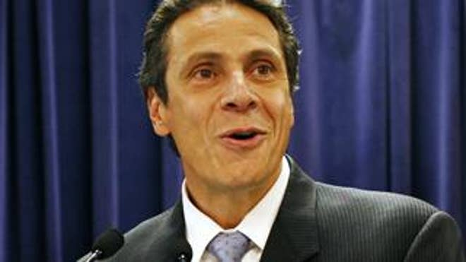 New York Attorney General Andrew Cuomo is said to be a front-runner for the appointment to replace Hillary Clinton in the U.S. Senate if she is confirmed as secretary of state. (Reuters File)