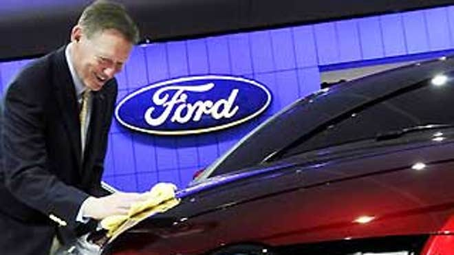 About 39 ford motor company annual report 39 consumer reports for Ford motor company annual report