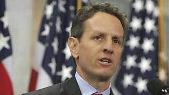 Timothy Geithner Photo