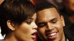 Rihanna will not admit she is back together with Chris Brown, but she posted topless pics of them on Twitter. Who is the most annoying celeb couple?