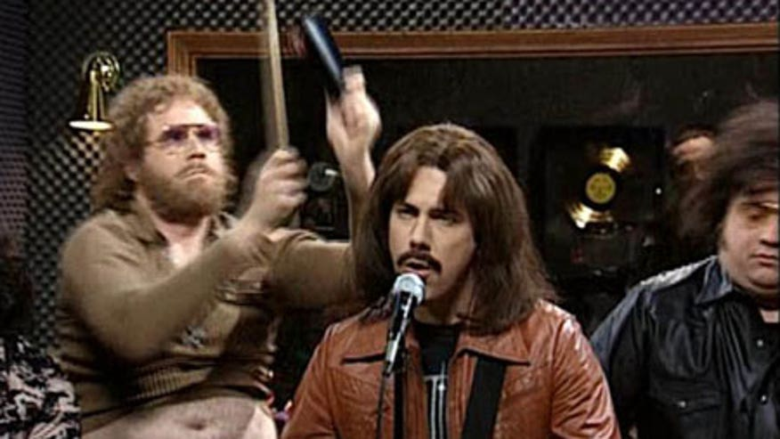 Saturday Night Live's &quote;More Cowbell&quote; skit with Chrisopher Walken