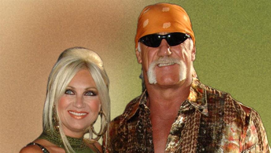 Linda Bollea and Hulk Hogan