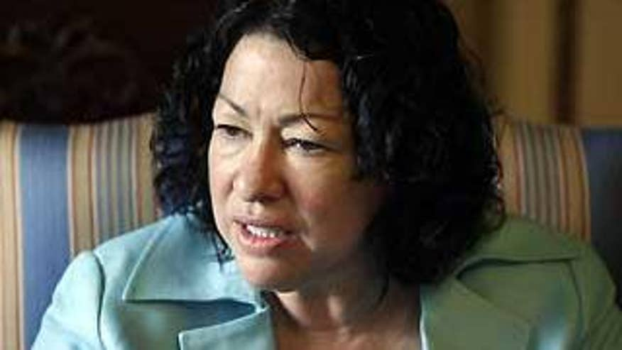 sonia sotomayor coloring page - firefighters ruling expected monday could impact sotomayor