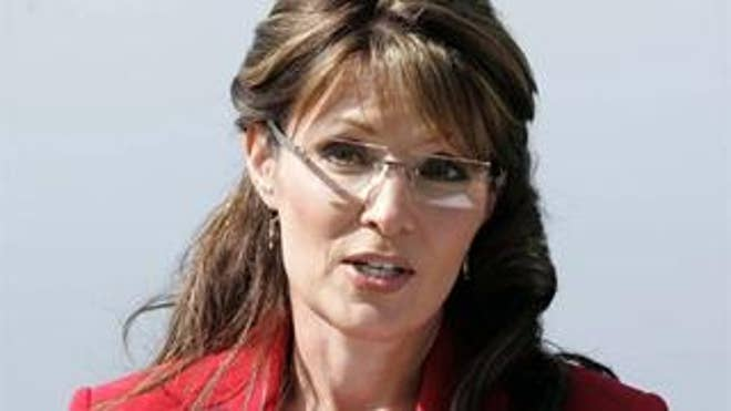 July 3: Alaska Gov. Sarah Palin announces that she is stepping down from her position as governor.