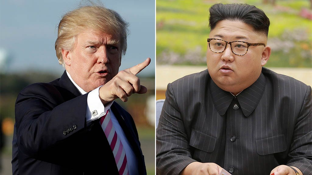 Trump says North Korean leaders 'won't be around much longer' if they strike US
