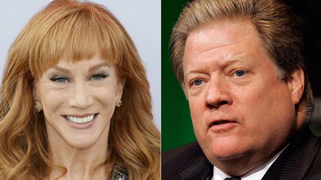Millionaire CEO goes on profane tirade against neighbor Kathy Griffin