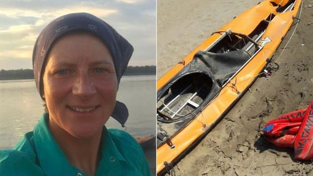 Woman kayaker shot dead in Amazon during robbery