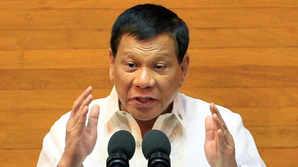 Report: Duterte orders cops to kill son if drug smuggling 'rumors' are true
