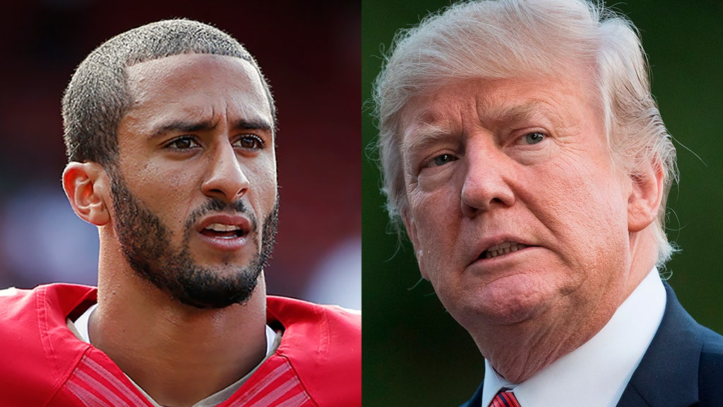 Trump slams NFL national anthem kneelers: 'Tell that son of a b---h he's fired'