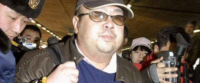 Murder of Kim's brother intended to send message to globe