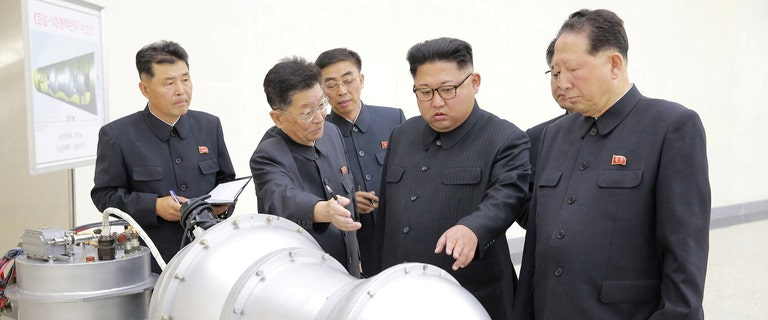 North Korea could test hydrogen bomb in Pacific, top diplomat says