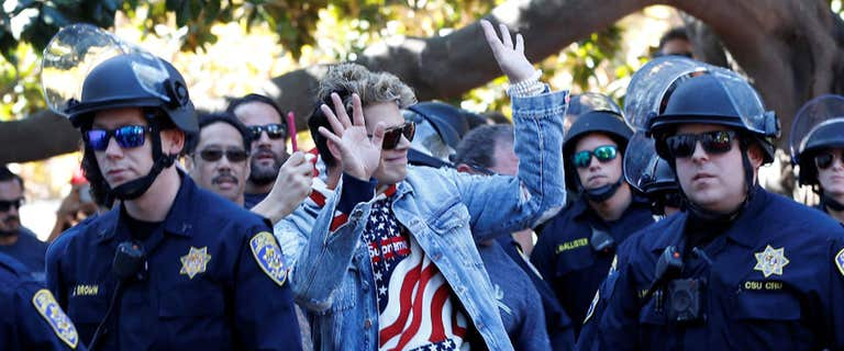 Milo's appearance at UC Berkeley 'the most expensive photo op in the university's history'