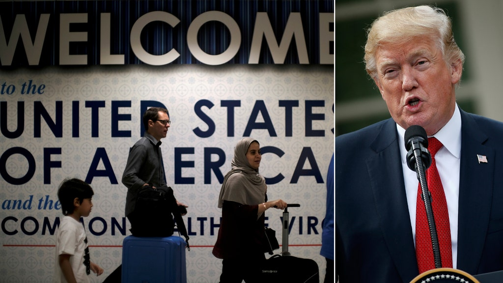 Trump to announce new refugee admissions cap, stronger vetting rules