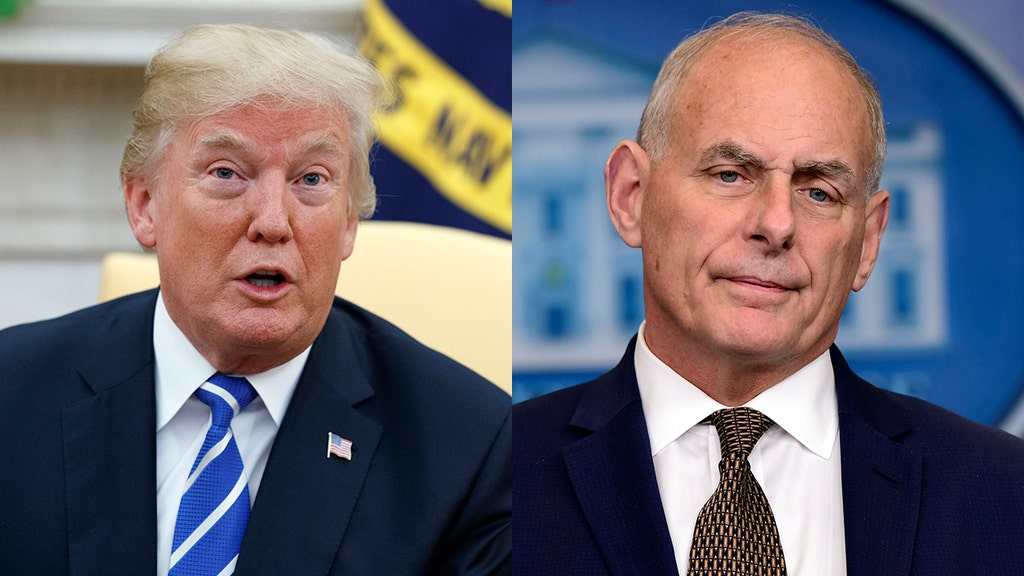 Trump weighs in on Kelly's remarks about Rep. Frederica Wilson