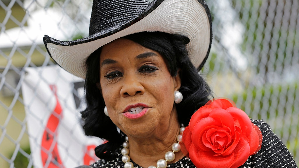 Dem Rep. Wilson: White House 'is full of white supremacists'