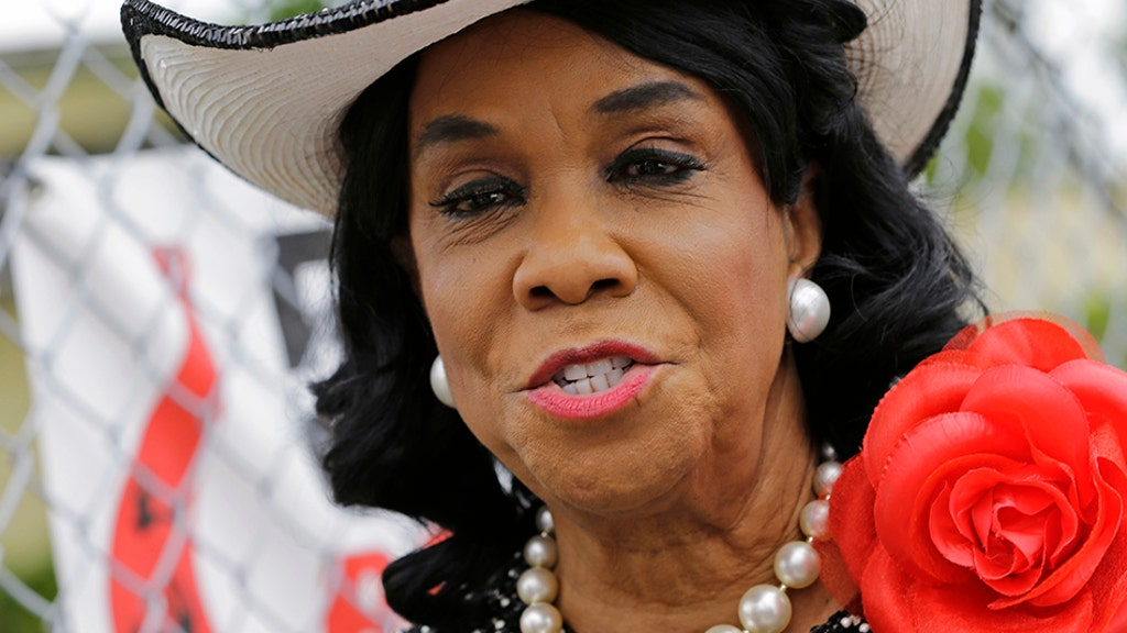 Dem Rep. Frederica Wilson says White House 'is full of white supremacists'