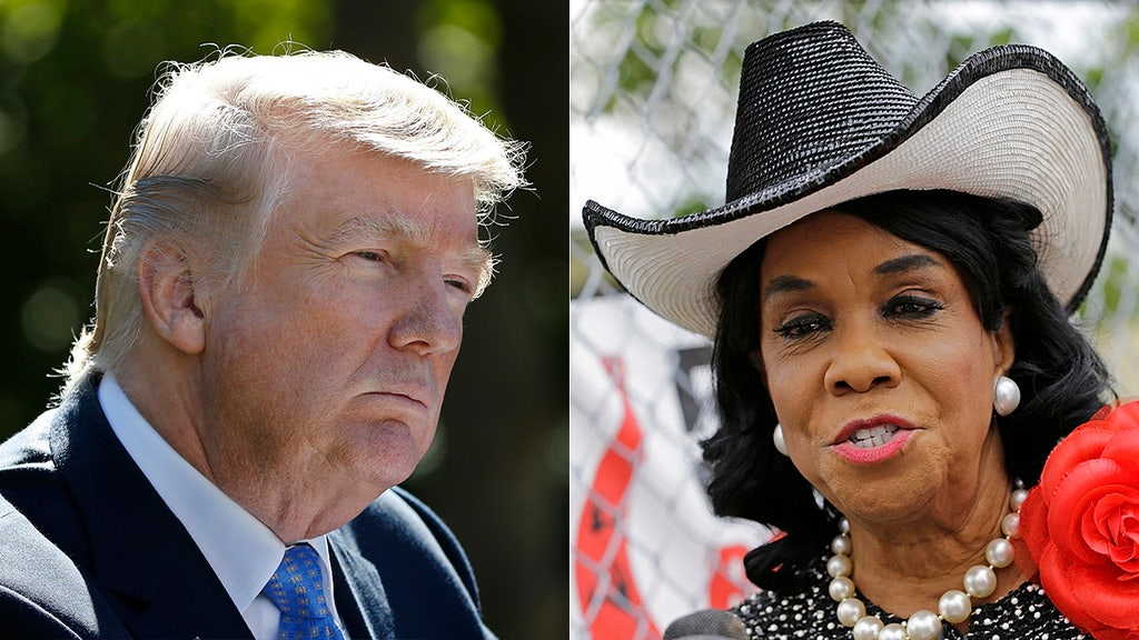 Trump calls out Rep. Wilson again in ongoing feud about call to military widow
