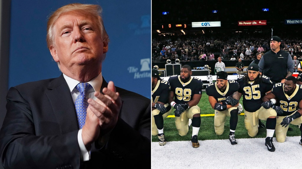 Alan Dershowitz: Free speech for NFL players but not the president?