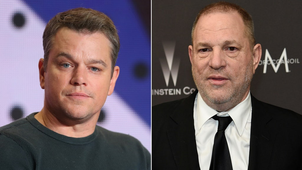 A-lister now admits he knew about at least one accusation against Weinstein