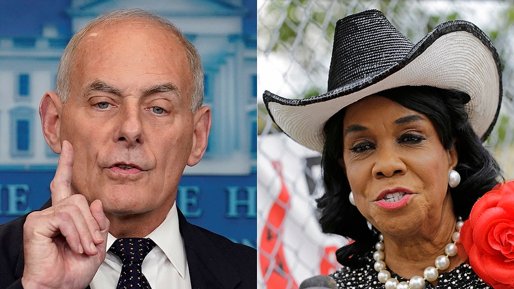Outrage as media attacks Kelly for defending President Trump