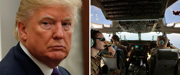 Air Force could recall up to 1,000 retired pilots following Trump executive order