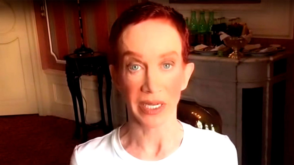 Kathy Griffin complains she can't get work after fight with Trump