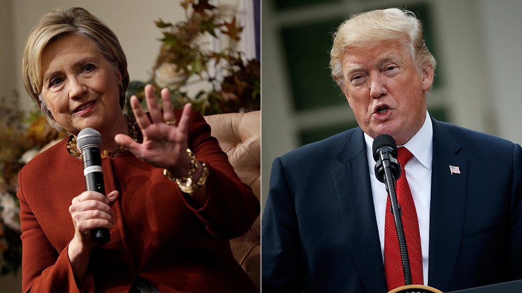 Trump tells Clinton 'get on with your life,' urges her to run again