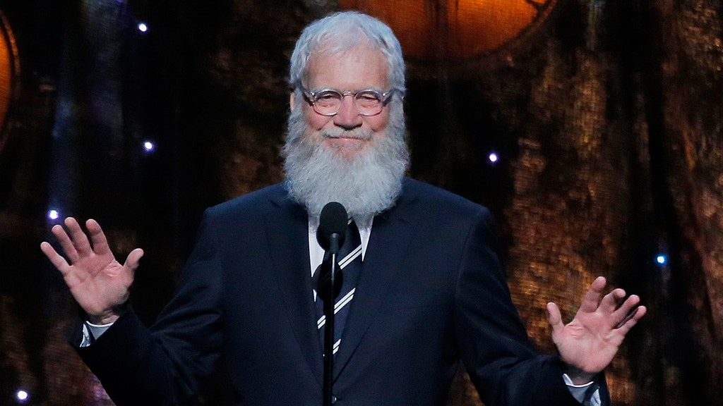 PBS lavishes prestigious award on Letterman despite sex accusations