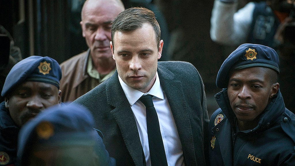 Oscar Pistorius' prison sentence more than doubled to 13 years, 5 months