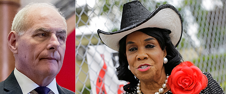 Frederica Wilson reignites feud, says Gen. Kelly owes US apology over remarks about Dem lawmaker