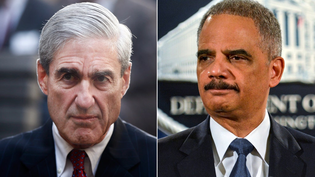 Holder, liberal activists gear up for Mueller firing with protest plans