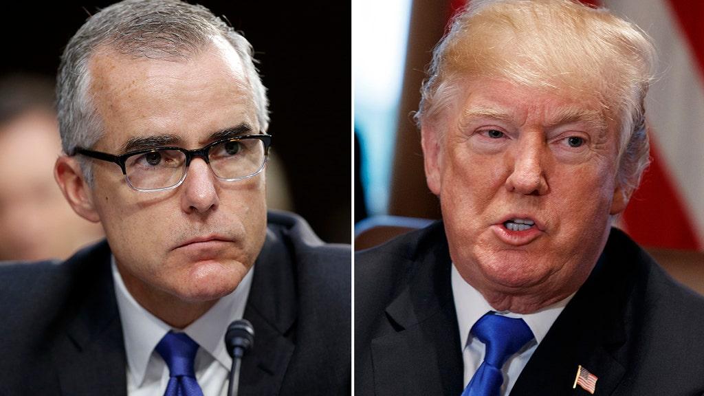 Trump rips FBI top dog amid reported retirement plans