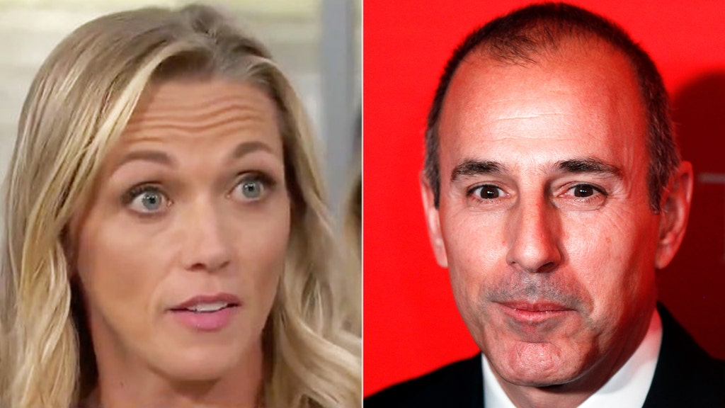 Shocking details of disgraced Lauer's alleged affair with 24-year-old assistant