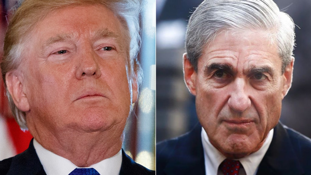 Trump blasts probe into transition team's emails, Mueller defends access
