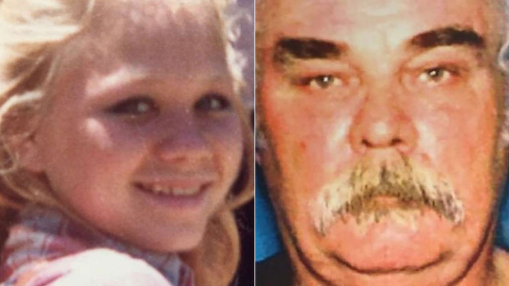 California man arrested in decades-old murder of 14-year-old girl