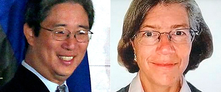 Dossier firm Fusion GPS admits demoted top DOJ official's wife hired to probe candidate Trump