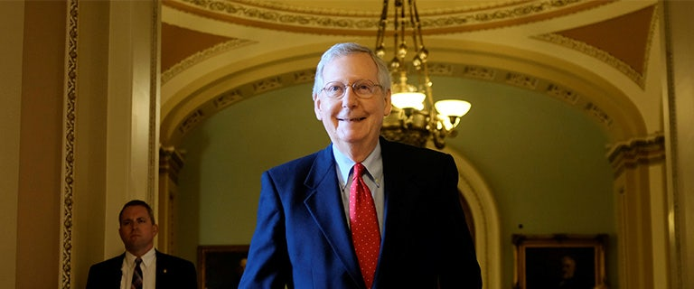Senate passes major tax reform legislation in significant win for Trump administration