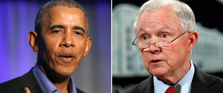 Sessions orders DOJ review after report Obama administration gave Hezbollah a pass