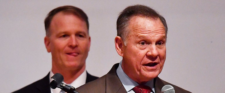 Roy Moore refuses to concede despite his opponent being declared a winner in multiple reports