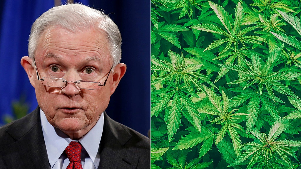Attorney General Jeff Sessions to end policy that let legal pot flourish