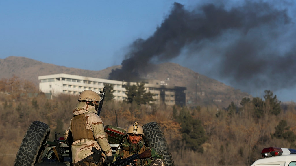 More than 40 dead after gunmen storm hotel in Afghanistan