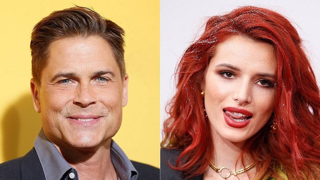 Rob Lowe slams Bella Thorne over tweet after deadly California mudslides