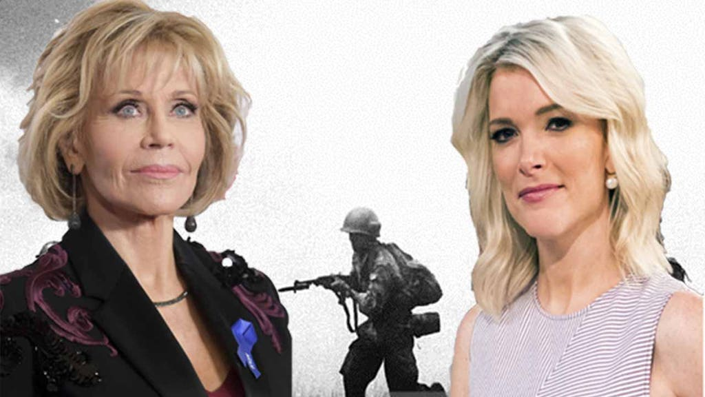 Megyn Kelly hits back at 'Hanoi' Jane after plastic surgery showdown