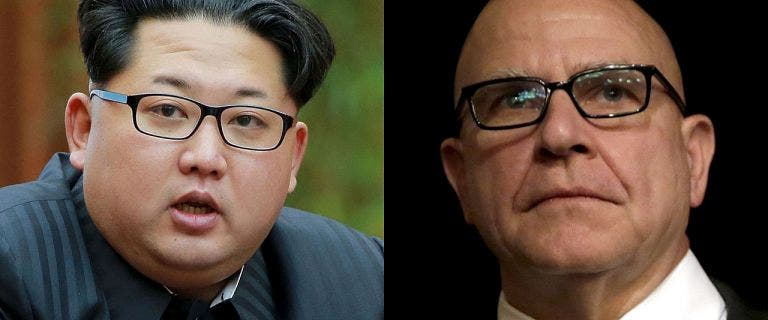 McMaster holds clandestine North Korea pow-wow with Japanese, South Korean counterparts