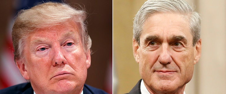 Trump slams New York Times report on earlier push to fire Mueller