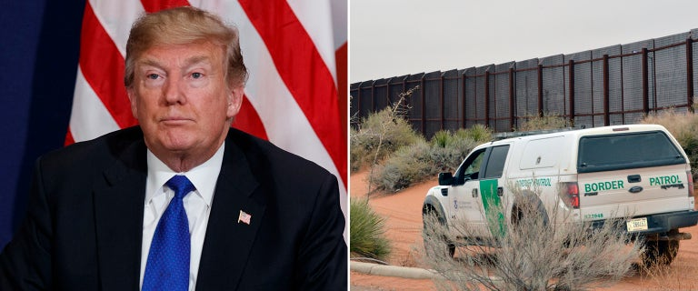 Trump proposes path to citizenship for up to 1.8 million people – and money for the wall