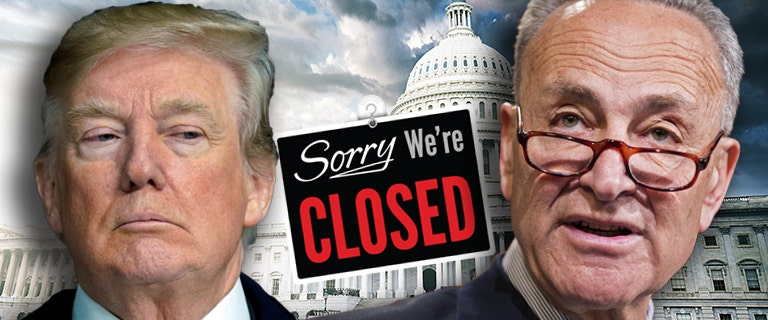 Team Schumer caves on filibuster as Senate approves end to shutdown; bill goes back to House