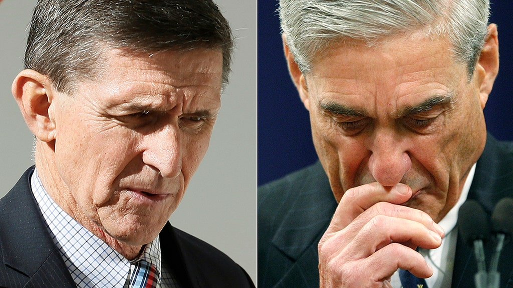 New questions swirl around Mueller's case, as supporters urge Flynn to pull guilty plea