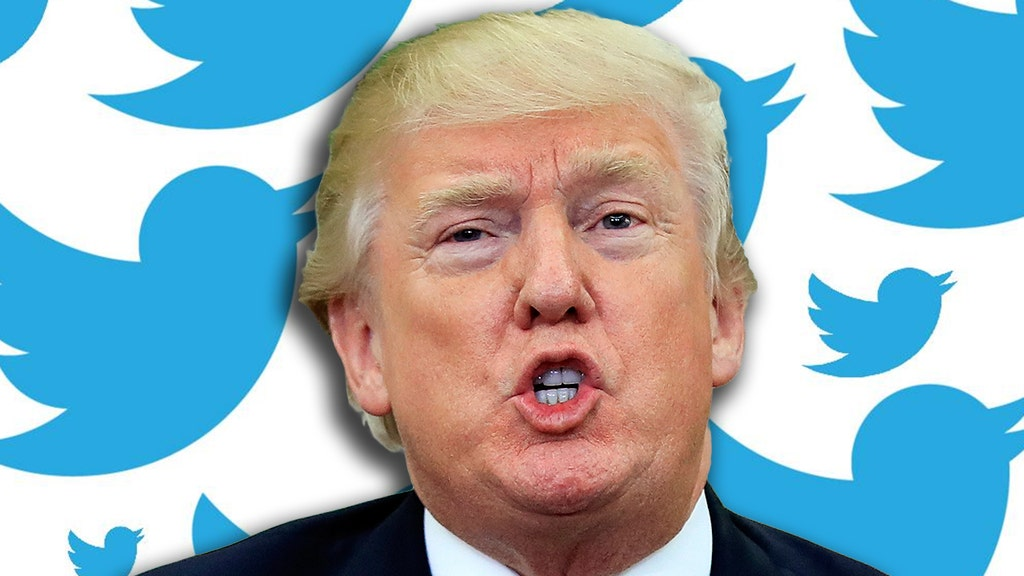 Trump slams Russian probe, CNN, Schiff in fiery early morning tweetstorm
